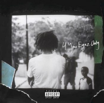Guest Pen: J. Cole - 4 Your Eyez Only (Album Review)