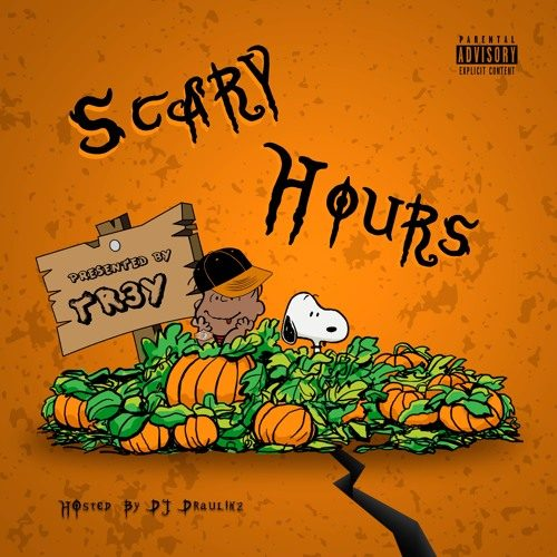 Tr3y - Scary Hours (Mixtape Review)