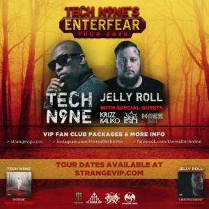Quickies: Tech N9ne - New Music & 2020 Tour